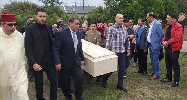 بالصور من مونريال.. تشييع جثمان الربانة المغربية التي قضت في حادث تحطم طائرتها