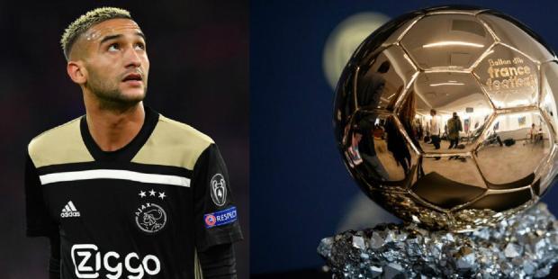 """بعد الجدل.. """"فرانس فوتبول"""" تكشف سبب غياب زياش عن قائمة الكرة الذهبية"""