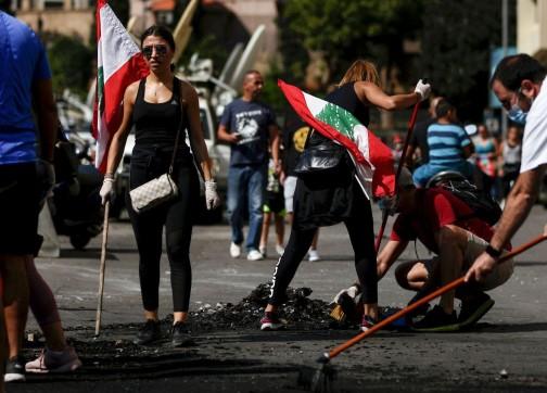 الاحتجاجات الشعبية في لبنان.. سفارة المغرب تخصص رقما للطوارئ للجالية