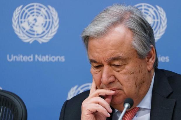 أموالها قد تنفد عند متم أكتوبر الجاري.. الأمم المتحدة على حافة الإفلاس
