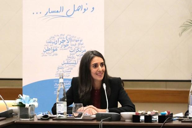 رسميا.. الأحرار يعلن التحاق الوزيرة فتاح العلوي بمكتبه السياسي