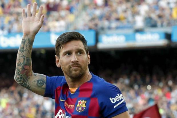 ميسي: لا أريد عقدا يربطني ببرشلونة مدى الحياة