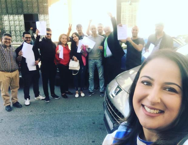 من بينهم الإعلامية إيمان أغوتان.. حملة تبرع جماعي بالأعضاء في طنجة