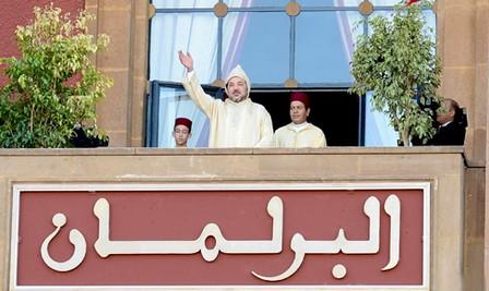 بعد التعديل الحكومي.. الملك يفتتح البرلمان غدا الجمعة