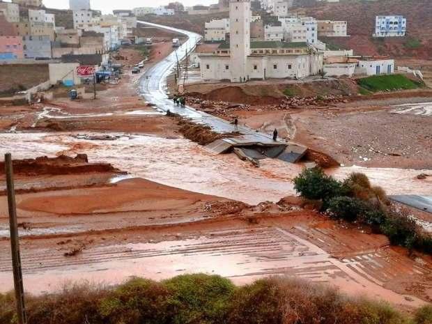 بكلفة تفوق مليار و800 مليون درهم.. تمويل أزيد من 100 مشروع يهدف للحماية من خطر الفيضانات
