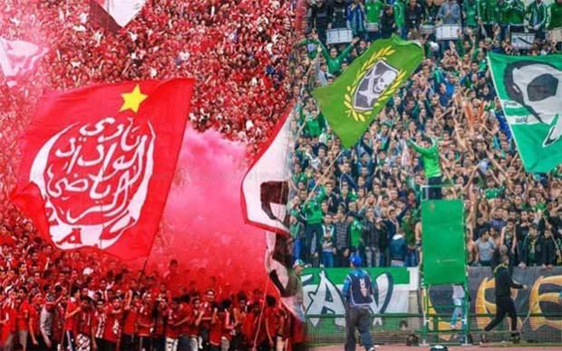كأس العرب.. الوداد والرجاء غادي يلعبو فدونور