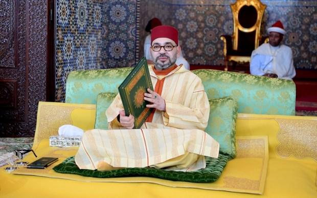 في القصر الملكي في مراكش.. الملكيترأس غدا السبت إحياء ليلة المولد النبوي