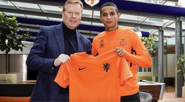 اختار تمثيل هولندا.. إحتارين يصدم المغاربة