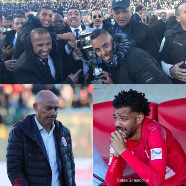 نهائي كأس العرش.. انتصار تاريخي للاتحاد البيضاوي وخيبة أمل كبيرة لحسنية أكادير (صور وفيديوهات)