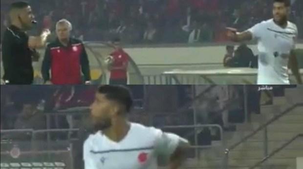 """بسبب واقعة """"البصق"""".. الجامعة تحرم الوداد من خدمات جبران"""