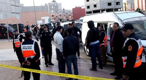 دهس شرطي مرور في أزيلال.. مديرية الحموشي توضح