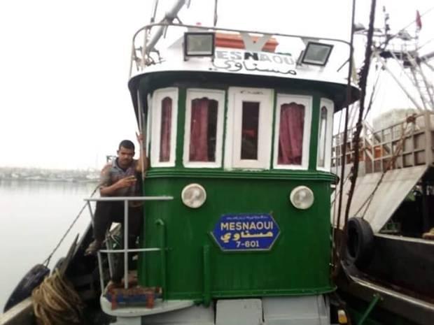 كان على متنه 16 بحارا.. غرق قارب للصيد في سيدي إفني والعثور على جثتين