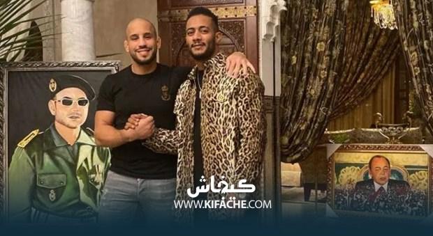 عبر عن سعادته ووجه شكره إلى الملك.. محمد رمضان يكشف تفاصيل زيارته المغرب (فيديو وصور)