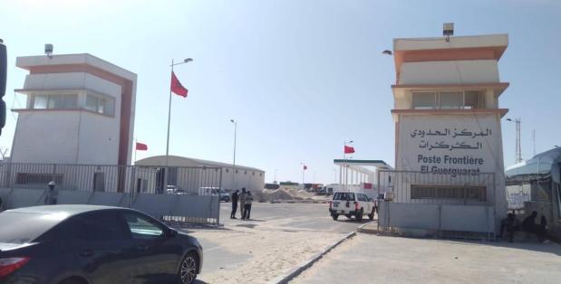 بتكلفة بلغت 5 ملايين درهم.. المغرب يقيم مجمعاً سكنياً في الكركارات (صور)