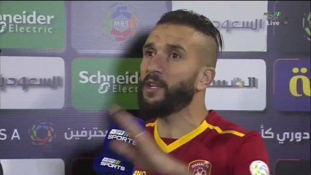 توحش البطولة.. حدراف يقترب من العودة إلى المغرب