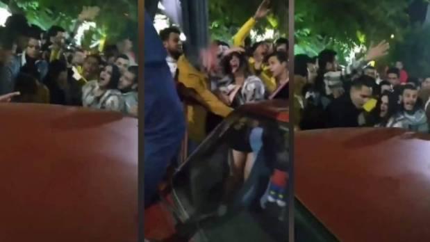 طالبة مصرية وليست مغربية.. ضحية التحرش الجماعي في مصر تكشف تفاصيل ما تعرضت له