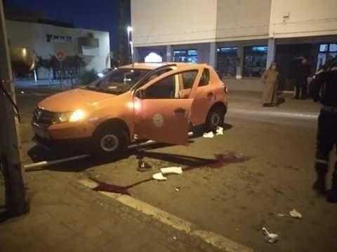 أكادير.. البوليس يلقي القبض على قاتل سائق الطاكسي