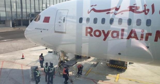 سيخضع ركابها لفحص شامل.. تخصيص مكان خاص في مطار محمد الخامس لاستقبال أول طائرة قادمة من بكين