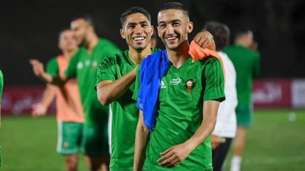 في الدوريات الأوروبية.. زياش أغلى لاعب مغربي وحكيمي ثانيا