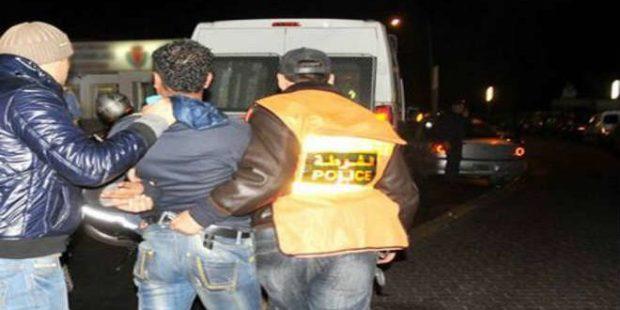 كان سكران وهجم على البوليس بالموس.. توقيف شخص في فاس