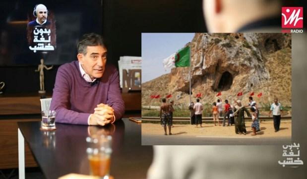 لحلو: الجزائريين بغاو الحدود تفتح ولكن ابتلانا الله بالعكسر… وسوف يذهبون إلى مزبلة التاريخ
