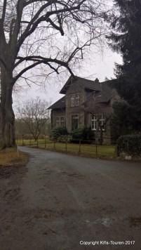 Haus aus Ruhrsandstein