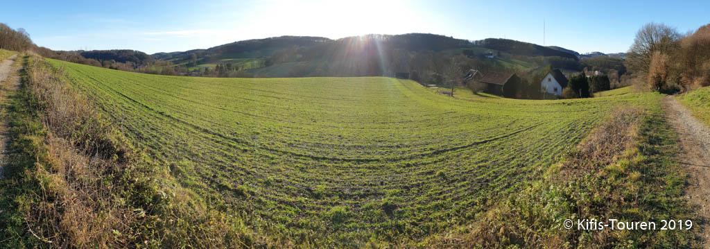 Rund um das Felderbachtal