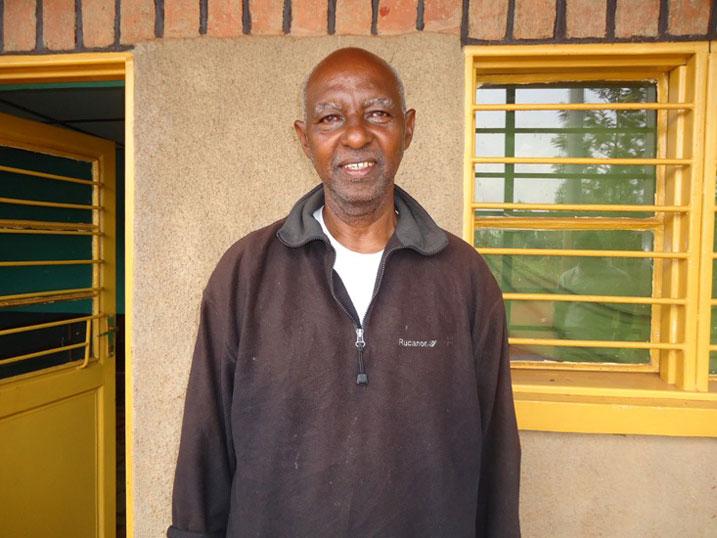 Rurangirwa John wagize uruhare mu kongera guhuza imiryango yombi avuga ko Gahunda ya Ndi Umunyarwanda atari amaco y'inda nk'uko bamwe babivuga.