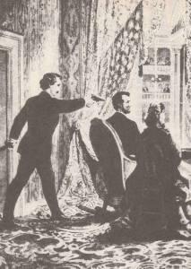 リンカーン大統領暗殺事件