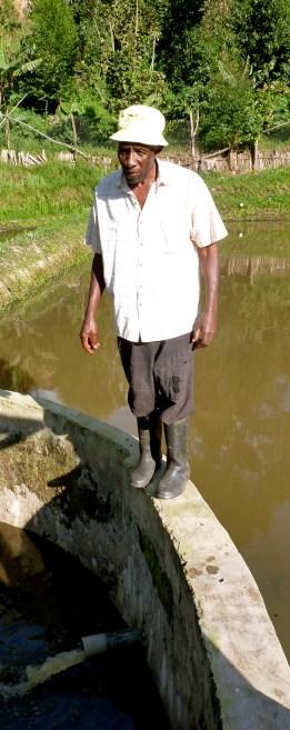 Agro-Innovation: Fish Farming in Muyumbu