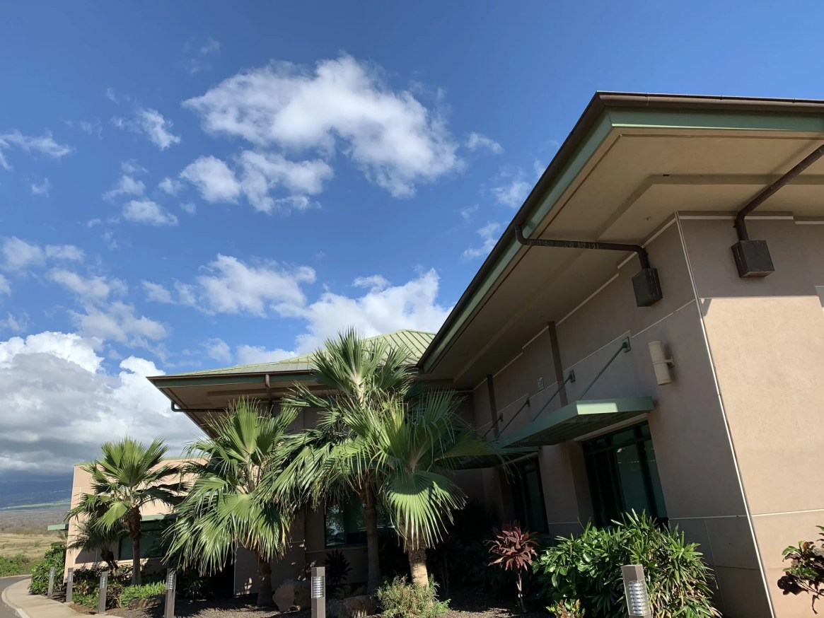 kihei commercial office cleaning building janitorial