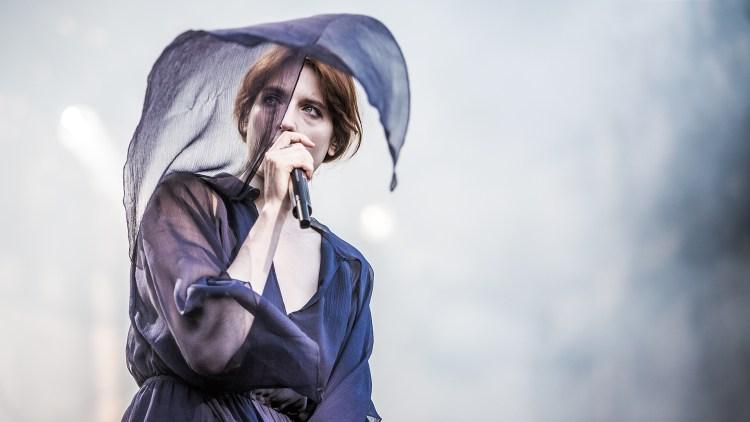 Florence + The Machine @ Øyafestivalen