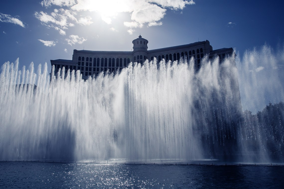 365 – 99 – Bellagio, Las Vegas