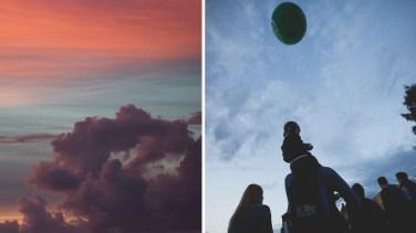 The Sky. Autumn. :/