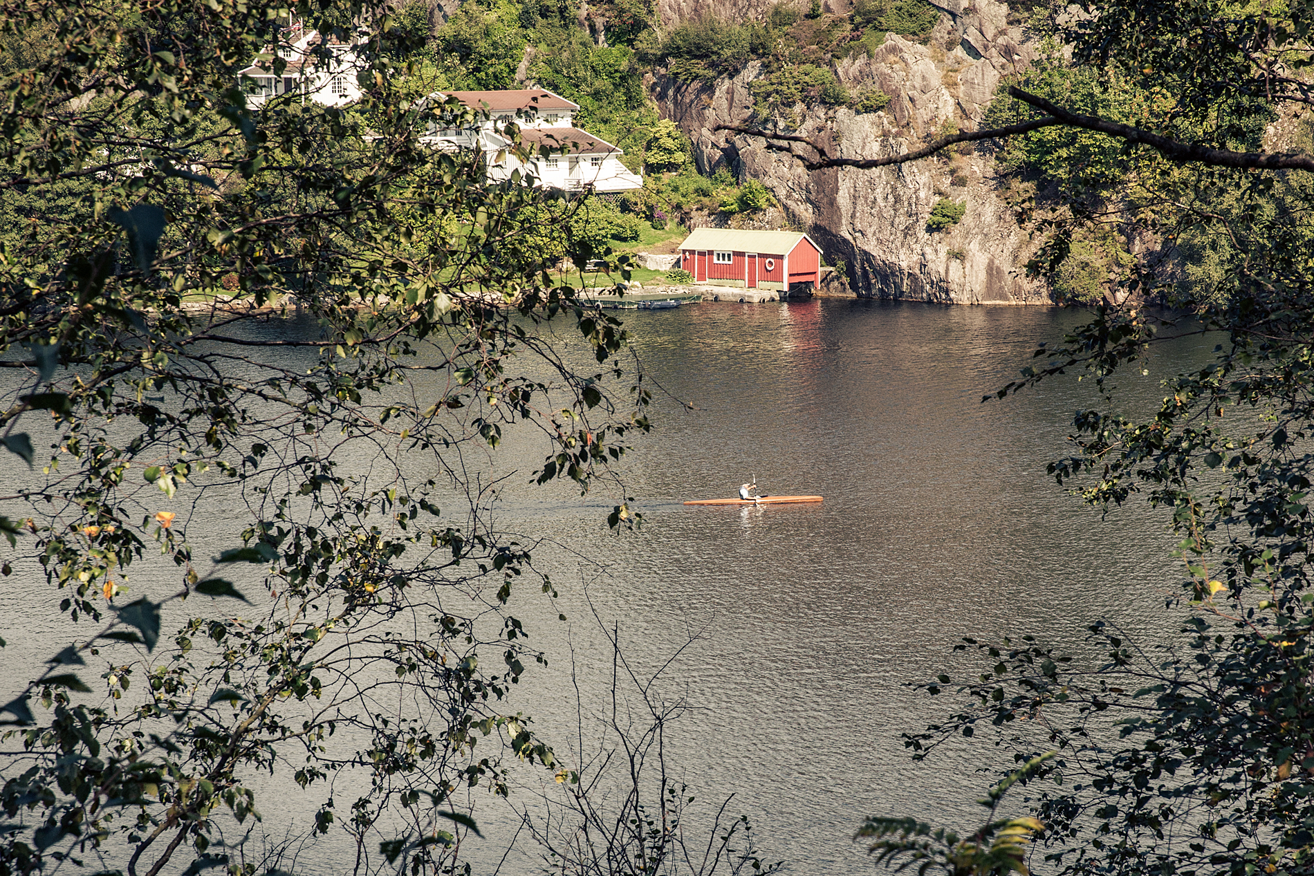 Day 239 – Tuesday August 27 – Kjeøya, Egersund