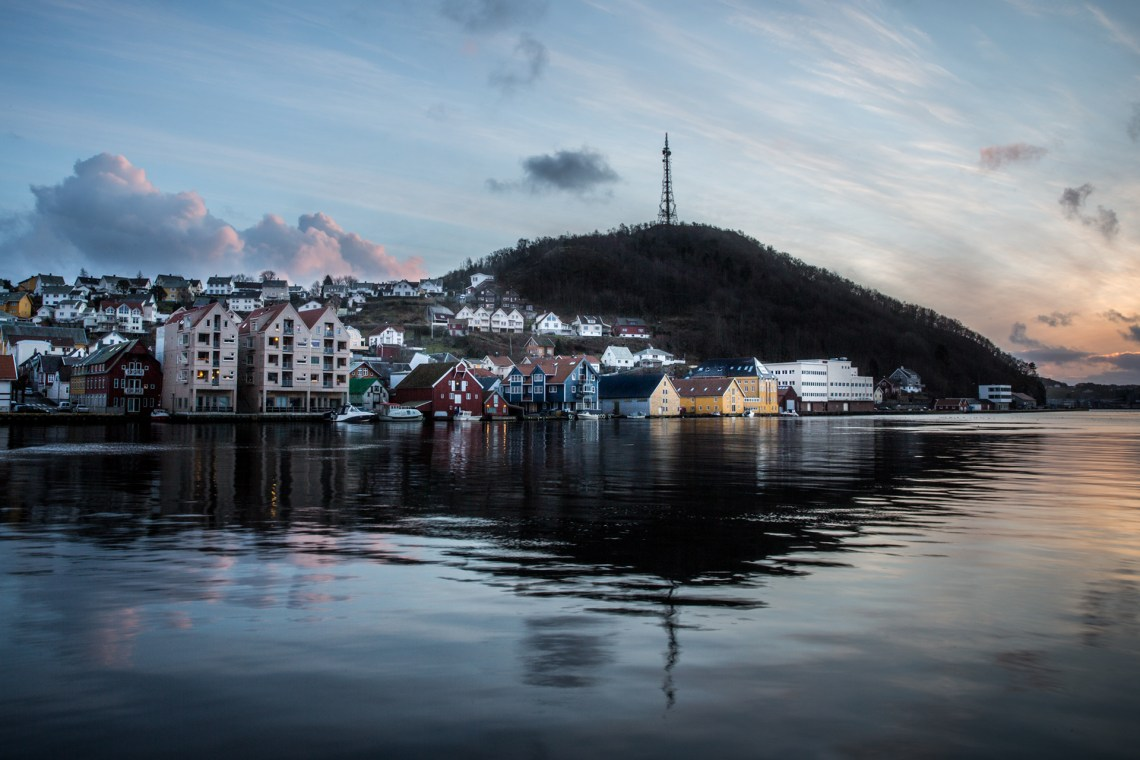 Day 359 –Wednesday December 25 – Egersund Havn