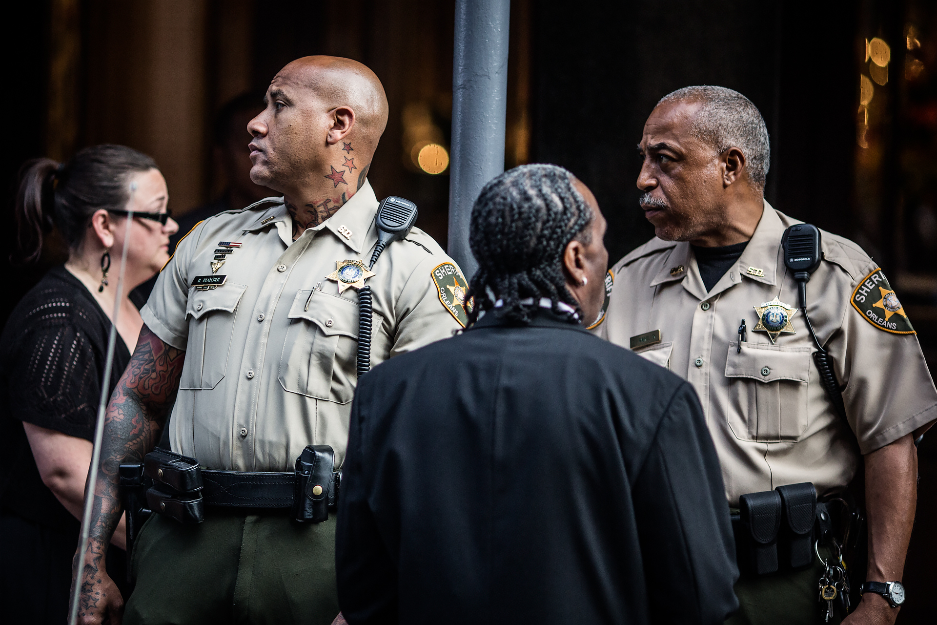 Sheriff, New Orleans