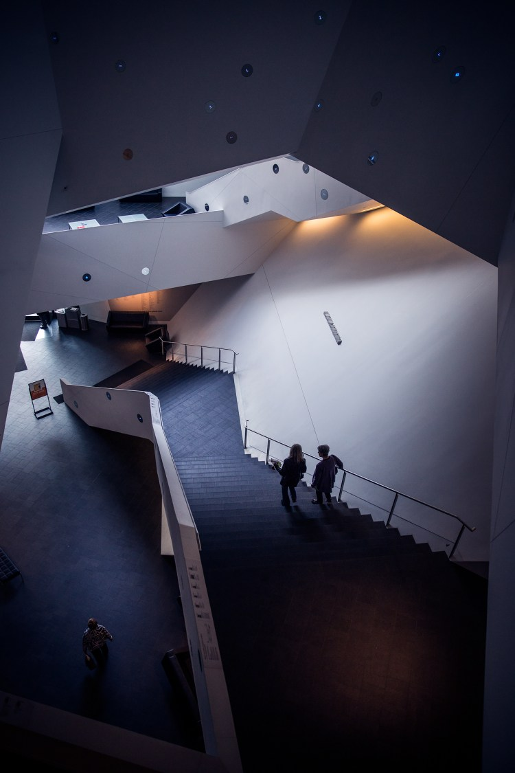 Denver Art Museum, The Frederic C. Hamilton. Denver, Colorado, USA