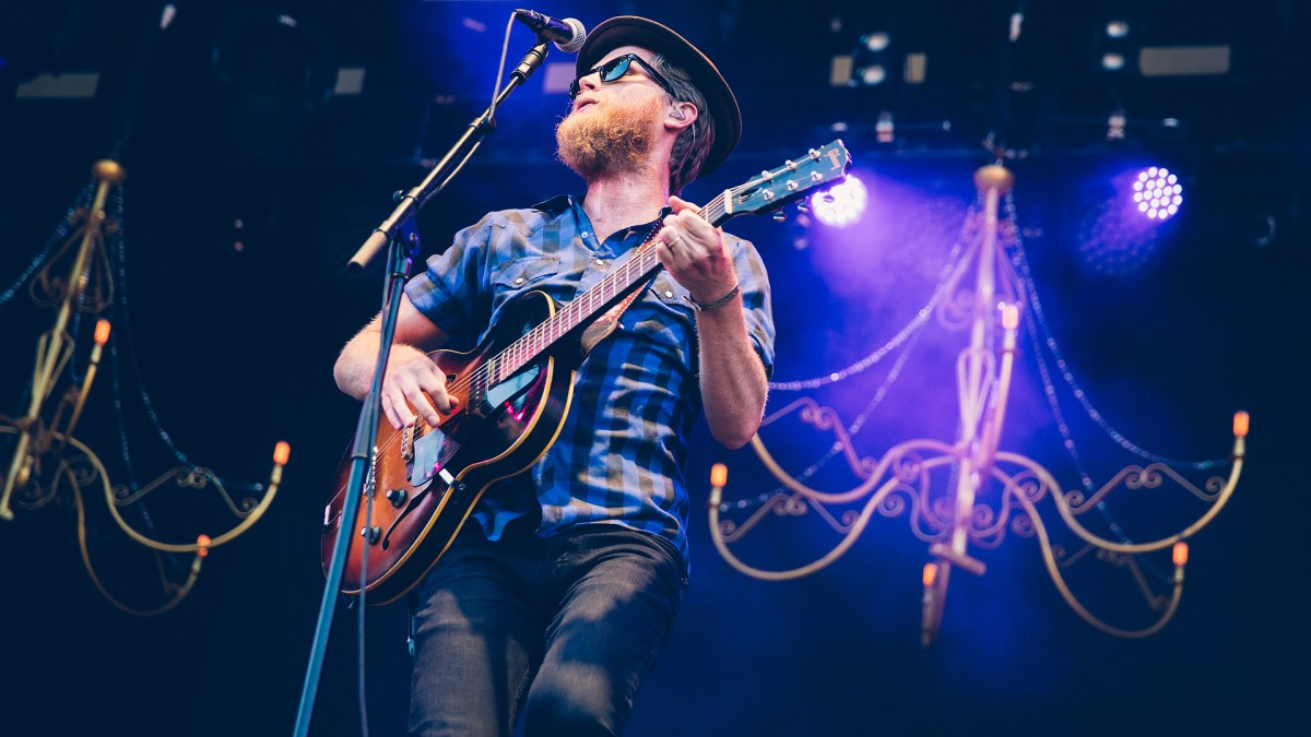 The Lumineers - Slottsfjell 2014