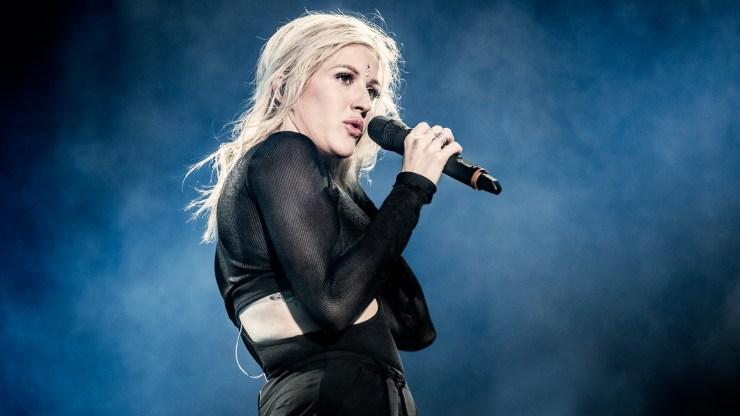 Ellie Goulding - Hovefestivalen