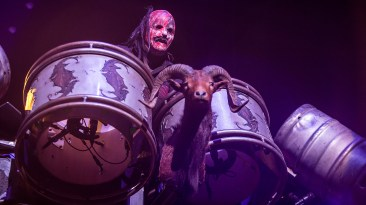 Slipknot Oslo Spektrum