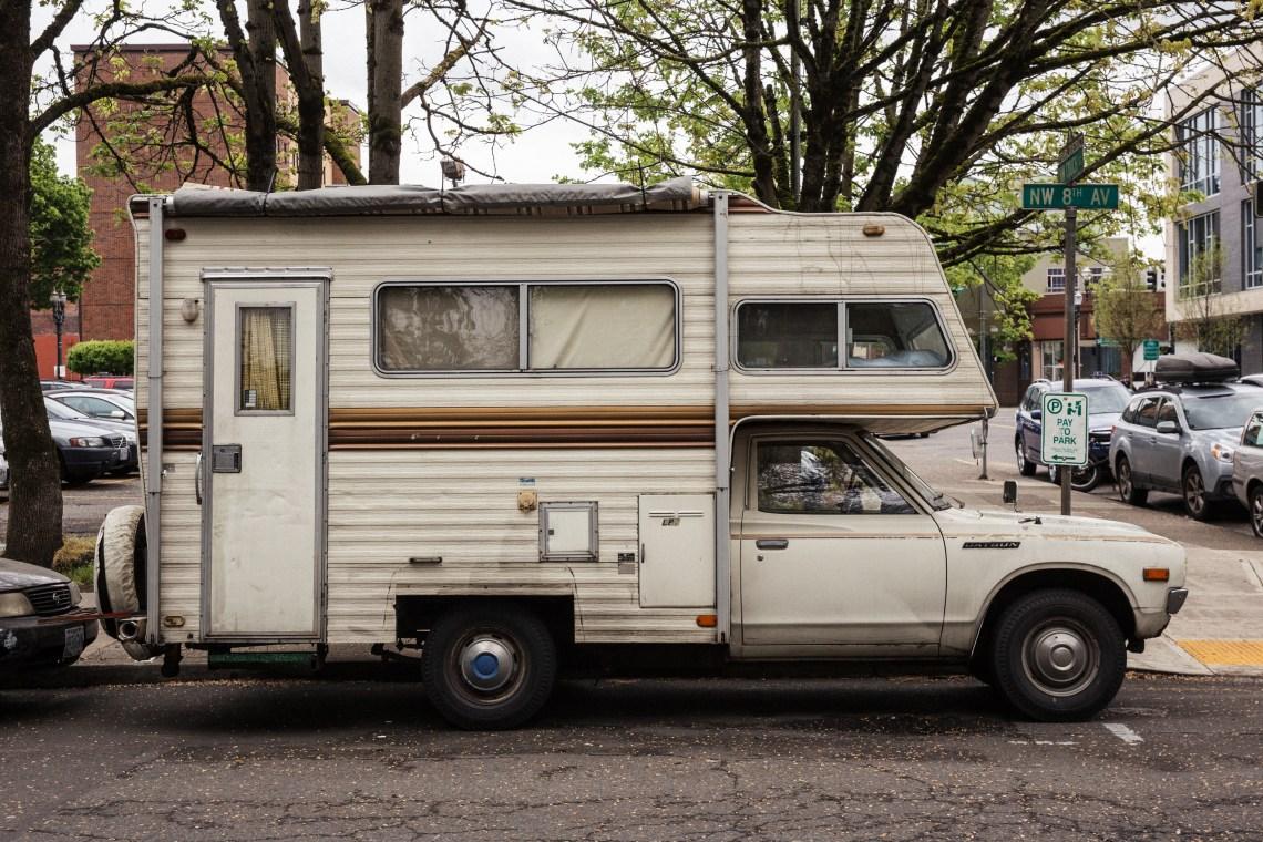 Soloparking, Portland