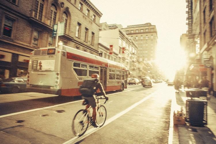 Bikelane, San Francisco
