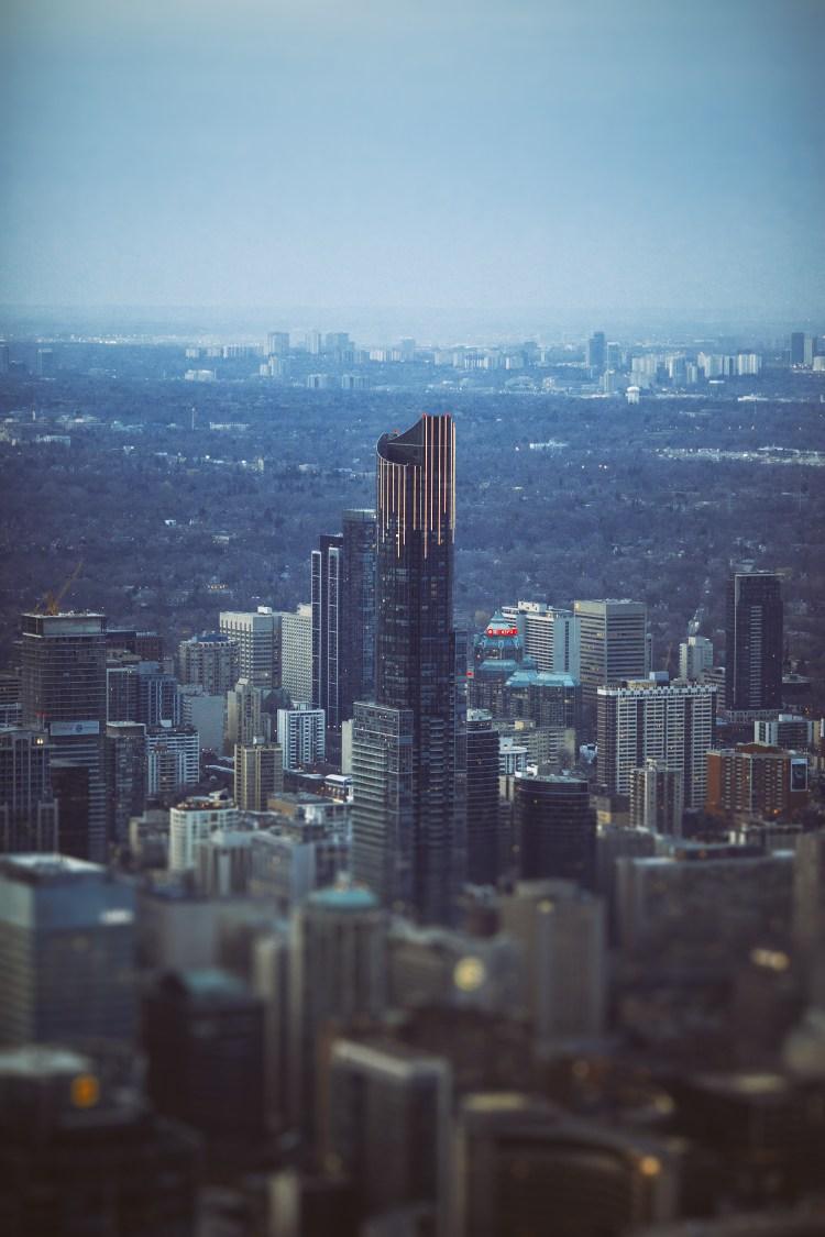 Aura, Toronto