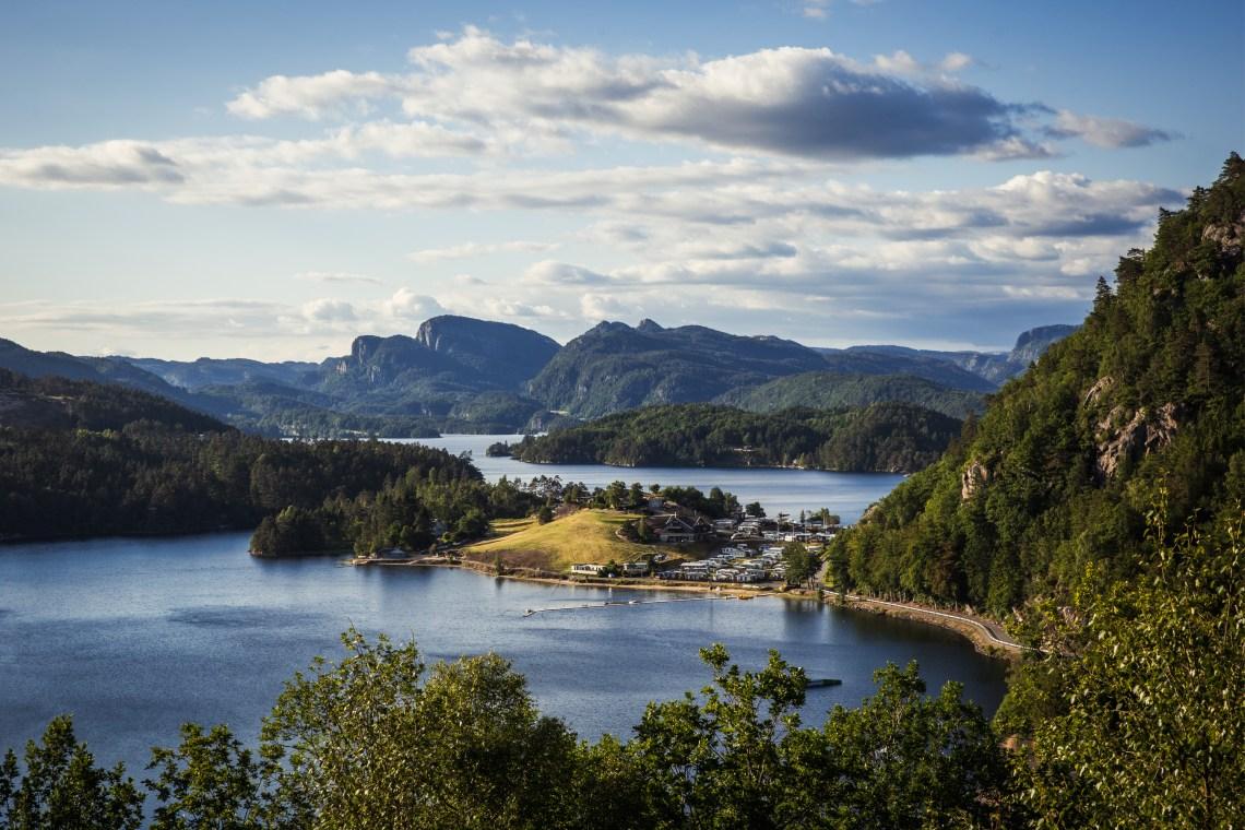 Egenes Camping, NorwayEgenes Camping, Norway