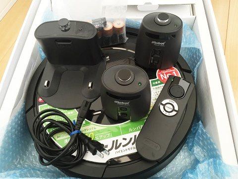 (Beisia)ベイシア電器の家電レンタルサービスで借りたルンバ885