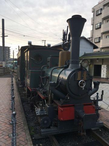 坊ちゃん列車電車
