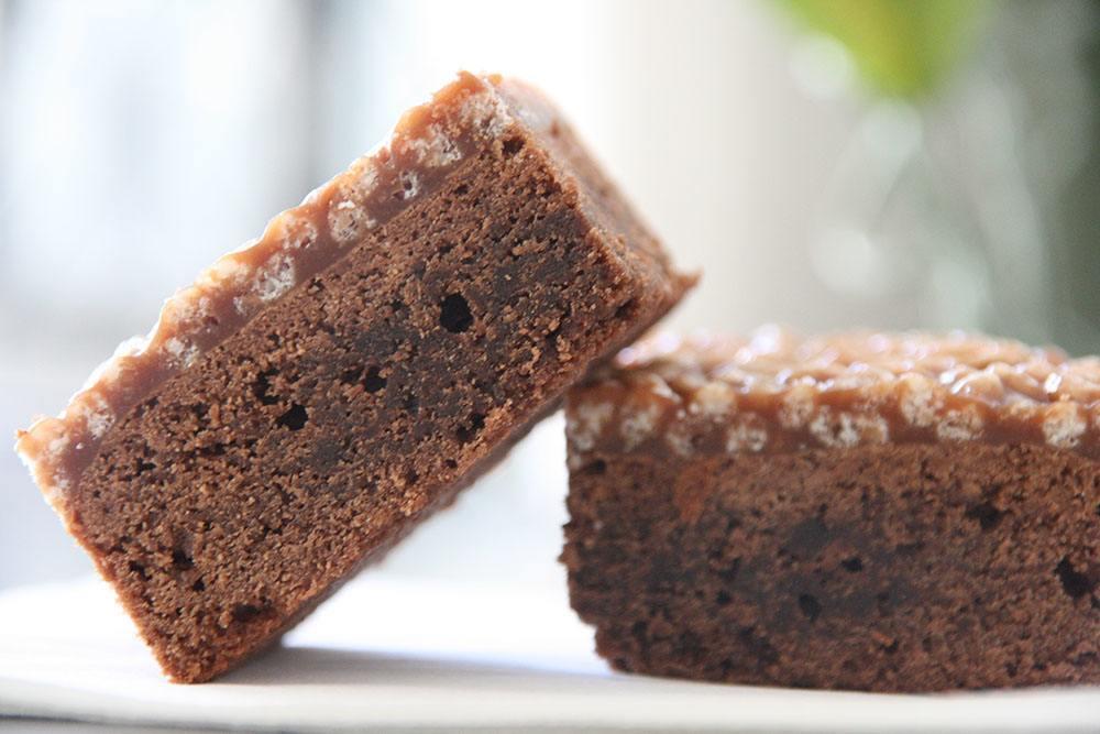 opskrift på lækker chokoladekage