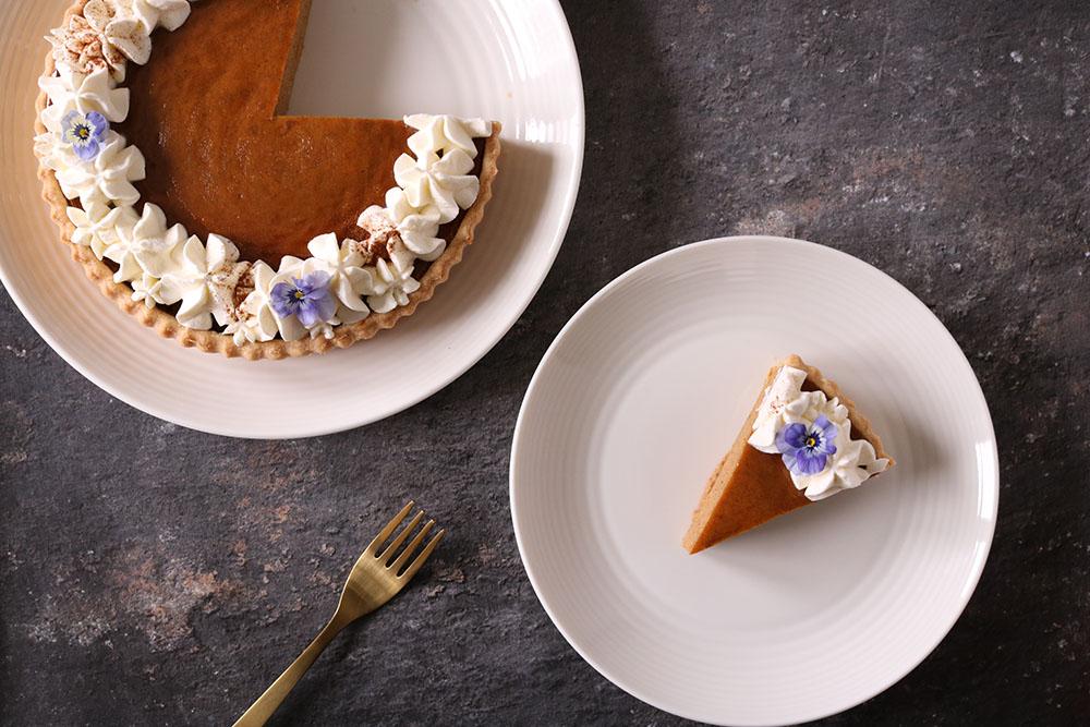 lækker pumpkin pie