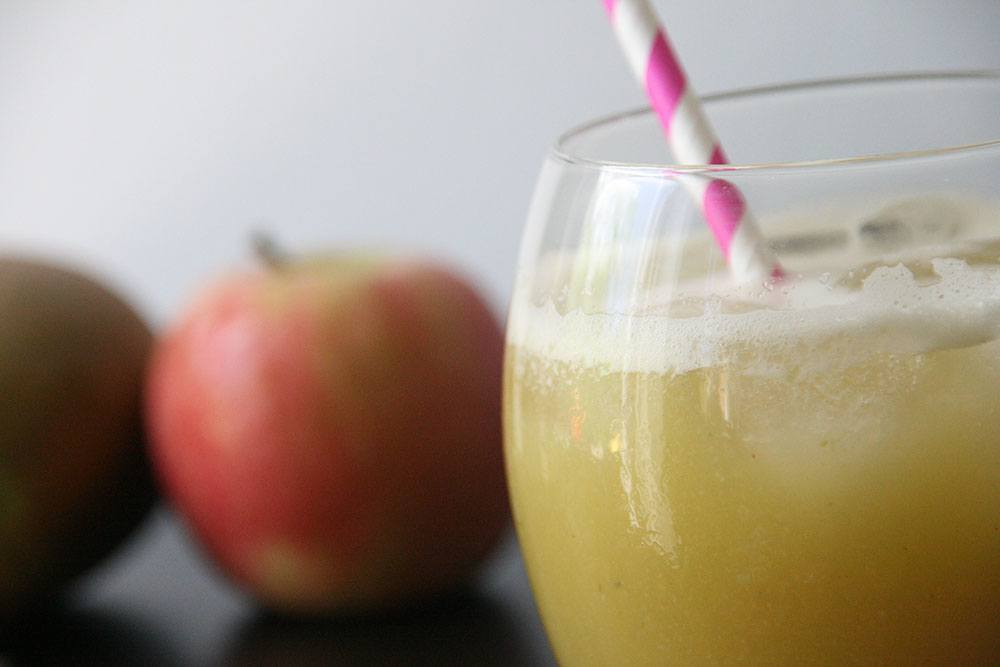 Opskrift på sommerlig og forfriskende juice